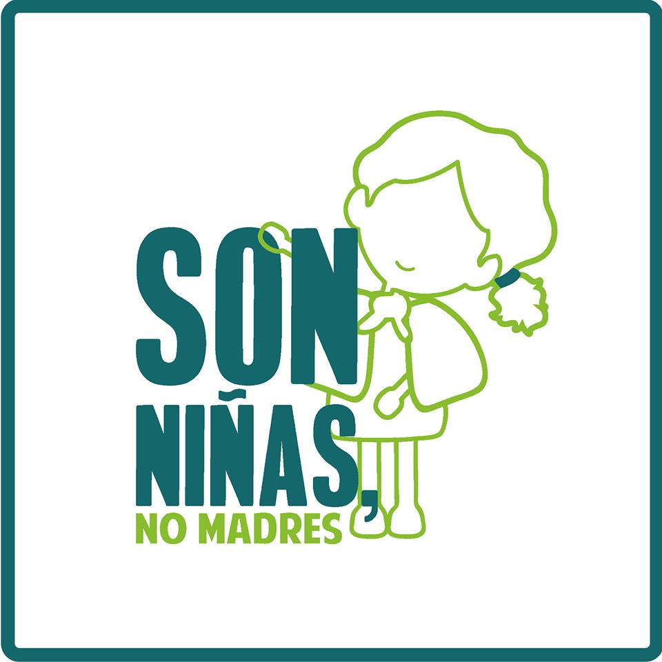 #NiñasNoMadres