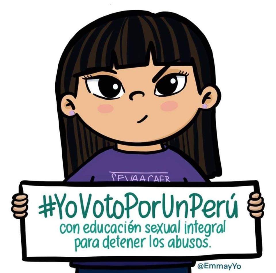 #YoVotoPorUnPerú