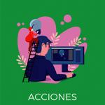 ilustraciones acciones
